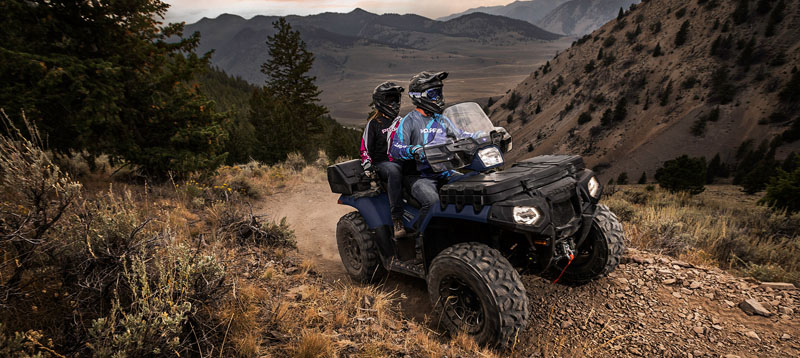 2021 Polaris Sportsman Touring 850 in Cedar Rapids, Iowa - Photo 3
