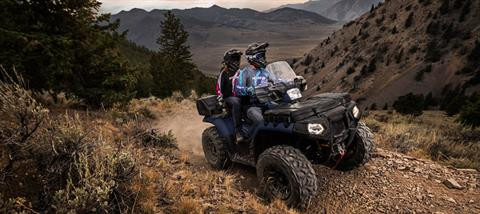 2021 Polaris Sportsman Touring 850 in Danbury, Connecticut - Photo 3