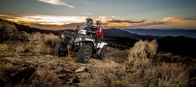 2021 Polaris Sportsman Touring XP 1000 in Lake Mills, Iowa - Photo 2