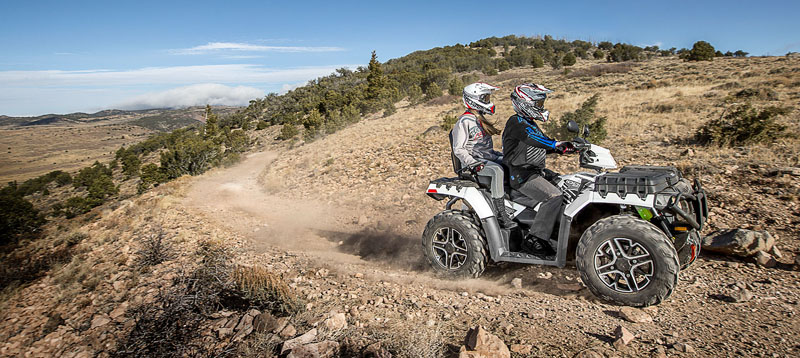 2021 Polaris Sportsman Touring XP 1000 in Lake Mills, Iowa - Photo 3