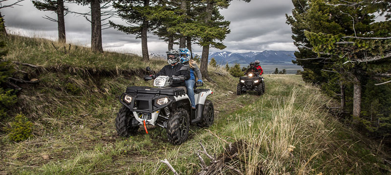 2021 Polaris Sportsman Touring XP 1000 in Oak Creek, Wisconsin - Photo 4