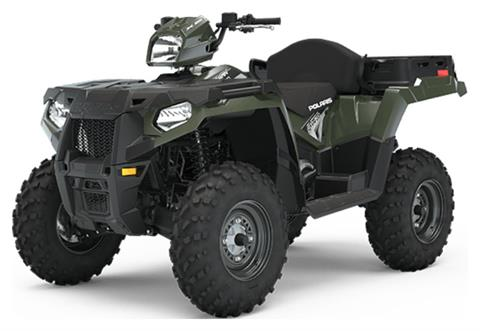 2021 Polaris Sportsman X2 570 in Milford, New Hampshire