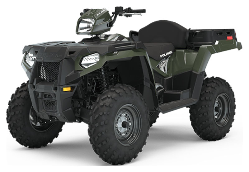 2021 Polaris Sportsman X2 570 in Sturgeon Bay, Wisconsin