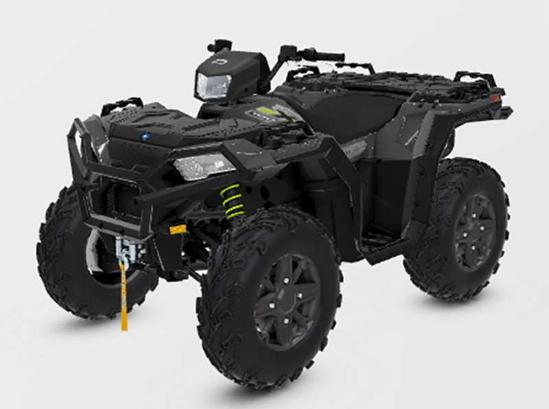 2021 Polaris Sportsman XP 1000 Trail Package in Park Rapids, Minnesota - Photo 1