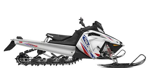 2021 Polaris 550 RMK EVO 144 ES in Milford, New Hampshire