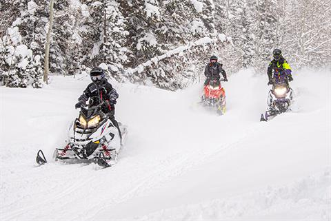 2021 Polaris 550 RMK EVO 144 ES in Antigo, Wisconsin - Photo 3
