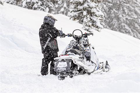 2021 Polaris 550 RMK EVO 144 ES in Fairview, Utah - Photo 4