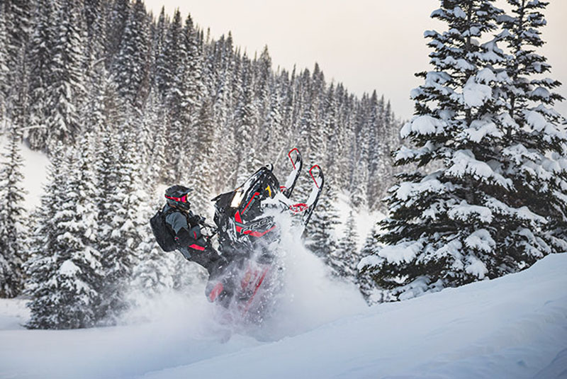2021 Polaris 600 PRO RMK 155 Factory Choice in Ponderay, Idaho - Photo 2