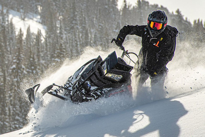 2021 Polaris 600 PRO RMK 155 Factory Choice in Mio, Michigan - Photo 4