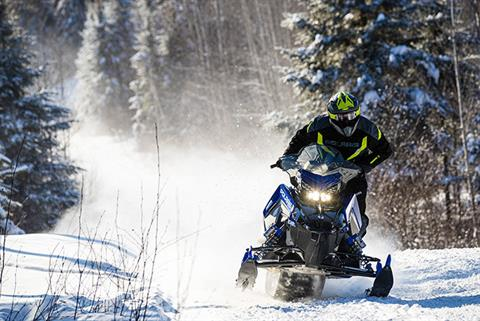2021 Polaris 650 Indy VR1 129 SC in Fairbanks, Alaska - Photo 3