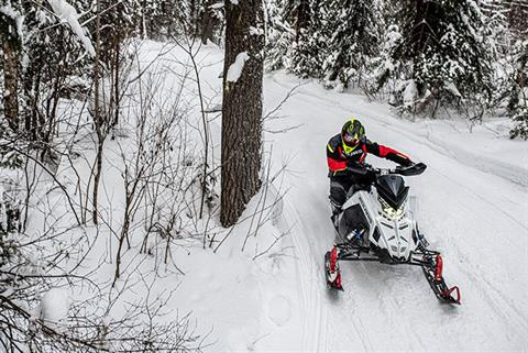 2021 Polaris 650 Indy VR1 129 SC in Lincoln, Maine - Photo 4