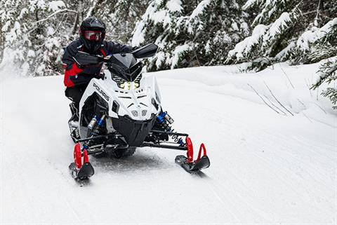 2021 Polaris 650 Indy VR1 129 SC in Pittsfield, Massachusetts - Photo 2