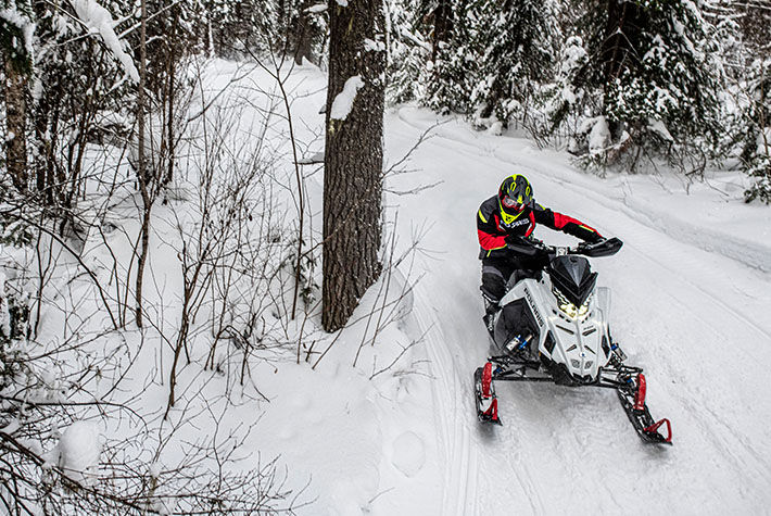 2021 Polaris 650 Indy VR1 129 SC in Mio, Michigan - Photo 4