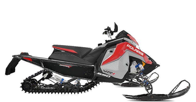 2021 Polaris 650 Indy VR1 129 SC in Ponderay, Idaho - Photo 1