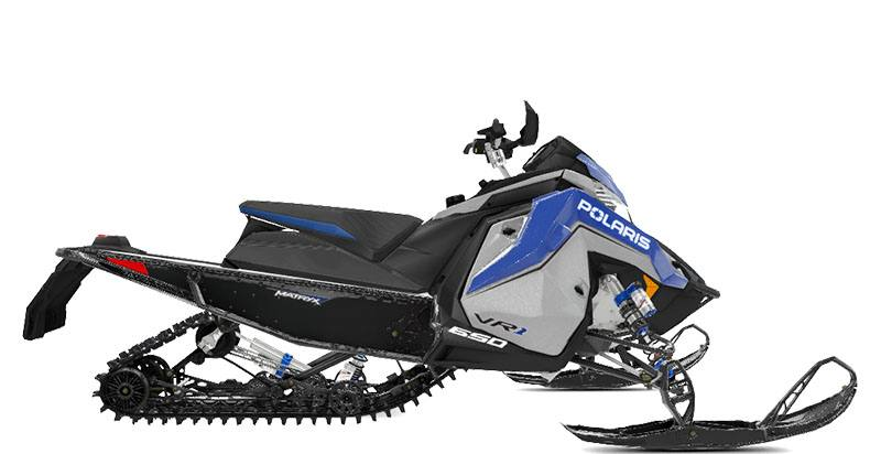 2021 Polaris 650 Indy VR1 129 SC in Seeley Lake, Montana - Photo 1