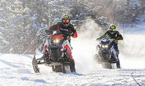 2021 Polaris 650 Indy VR1 137 SC in Saint Johnsbury, Vermont - Photo 5