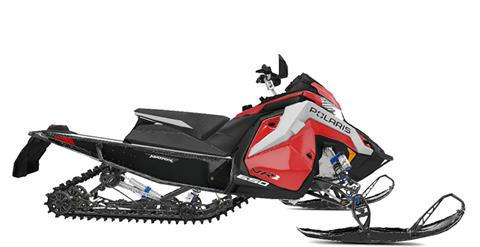 2021 Polaris 650 Indy VR1 137 SC in Grand Lake, Colorado - Photo 1