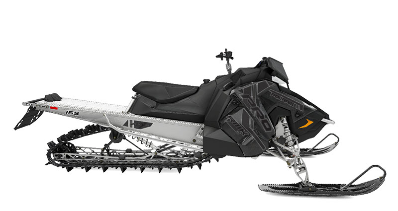 2021 Polaris 850 PRO RMK QD2 155 2.75 in. SC in Lake City, Colorado - Photo 1