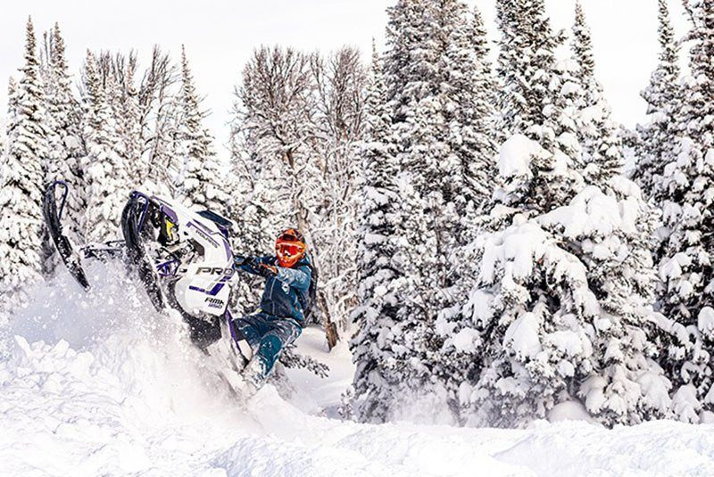 2021 Polaris 850 PRO RMK QD2 163 3 in. SC in Soldotna, Alaska - Photo 2