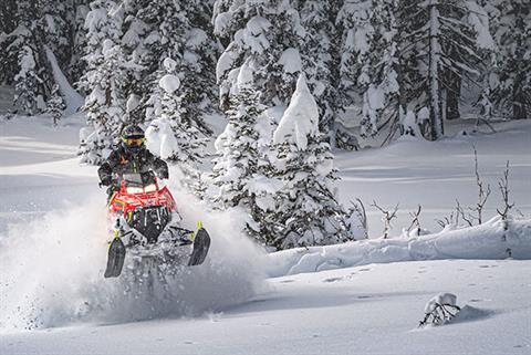 2021 Polaris 850 PRO RMK QD2 163 3 in. SC in Saint Johnsbury, Vermont - Photo 3