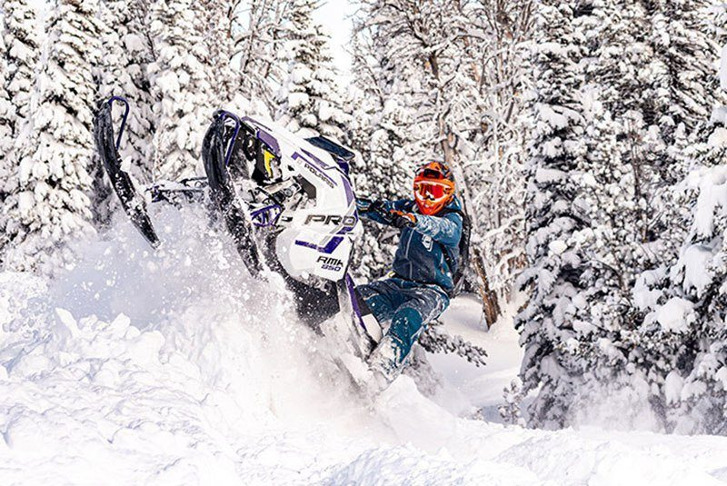 2021 Polaris 850 PRO RMK QD2 165 2.75 in. SC in Soldotna, Alaska - Photo 2