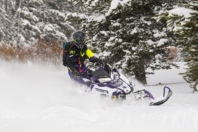 2021 Polaris 850 PRO RMK QD2 165 2.75 in. SC in Mio, Michigan - Photo 4