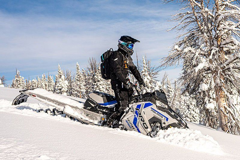 2021 Polaris 850 PRO RMK QD2 174 3 in. SC in Soldotna, Alaska - Photo 2
