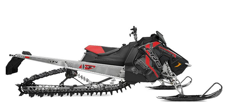 2021 Polaris 850 PRO RMK QD2 174 3 in. SC in Ponderay, Idaho