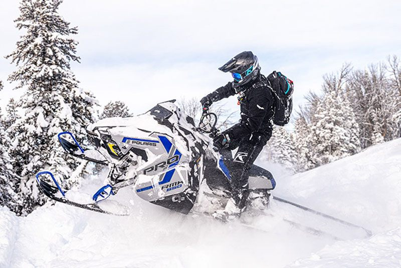 2021 Polaris 850 PRO RMK QD2 174 3 in. SC in Duck Creek Village, Utah - Photo 3