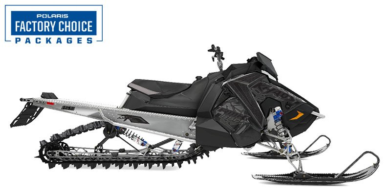 2021 Polaris 850 RMK KHAOS 155 2.6 in. Factory Choice in Little Falls, New York