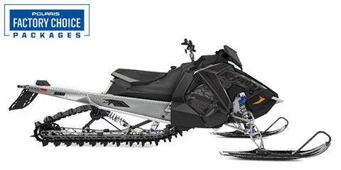 2021 Polaris 850 RMK KHAOS 155 2.6 in. Factory Choice in Woodruff, Wisconsin