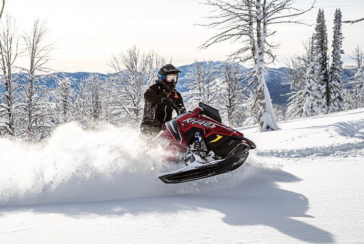 2021 Polaris 850 RMK KHAOS 155 3 in. Factory Choice in Lincoln, Maine - Photo 3