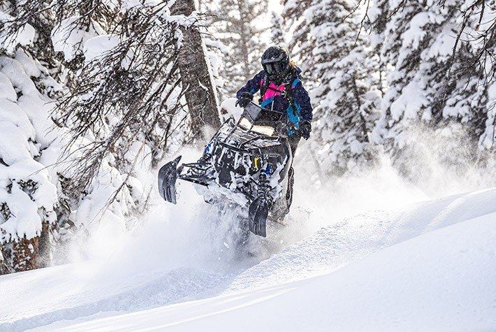 2021 Polaris 850 RMK KHAOS 163 2.6 in. Factory Choice in Duck Creek Village, Utah - Photo 3