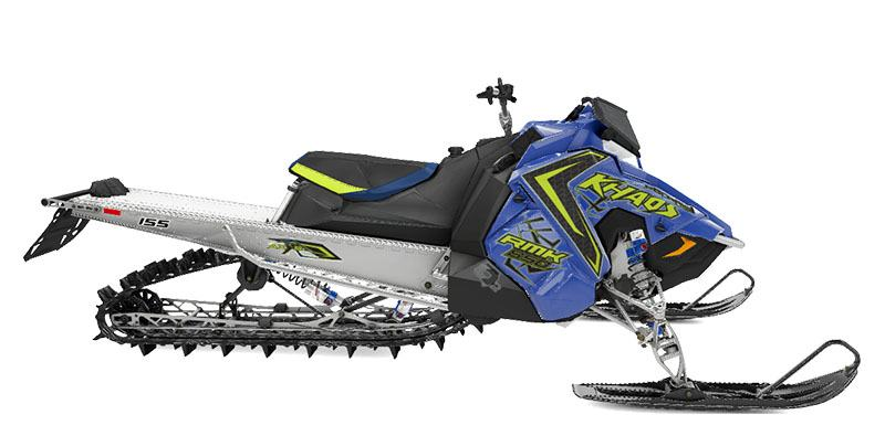 2021 Polaris 850 RMK KHAOS QD2 155 2.75 in. SC in Duck Creek Village, Utah - Photo 1