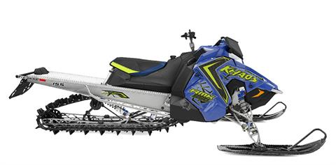 2021 Polaris 850 RMK KHAOS QD2 155 2.75 in. SC in Cedar City, Utah - Photo 1