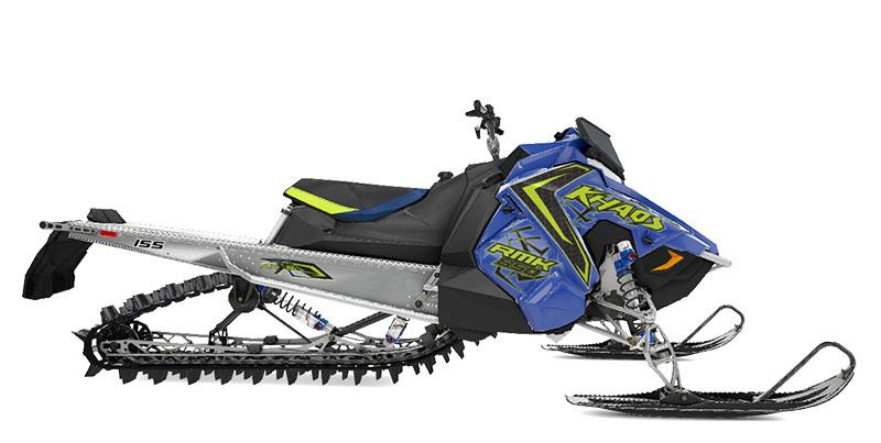 2021 Polaris 850 RMK KHAOS QD2 155 3 in. SC in Cottonwood, Idaho - Photo 1