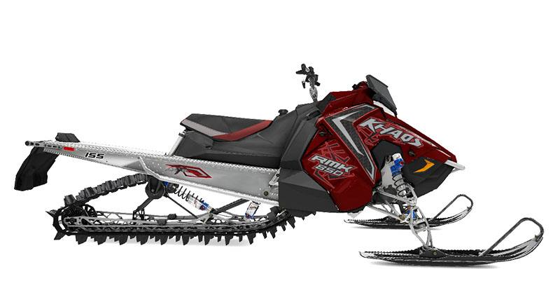 2021 Polaris 850 RMK KHAOS QD2 155 3 in. SC in Delano, Minnesota - Photo 1