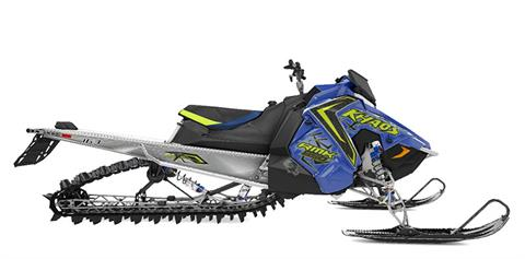 2021 Polaris 850 RMK KHAOS QD2 163 3 in. SC in Bigfork, Minnesota - Photo 1
