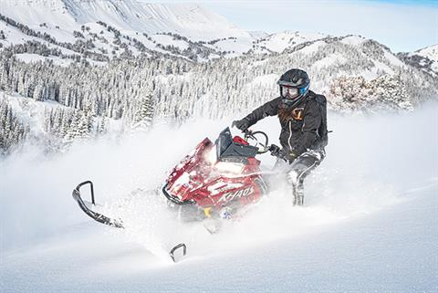 2021 Polaris 850 RMK KHAOS QD2 163 3 in. SC in Pinehurst, Idaho - Photo 4