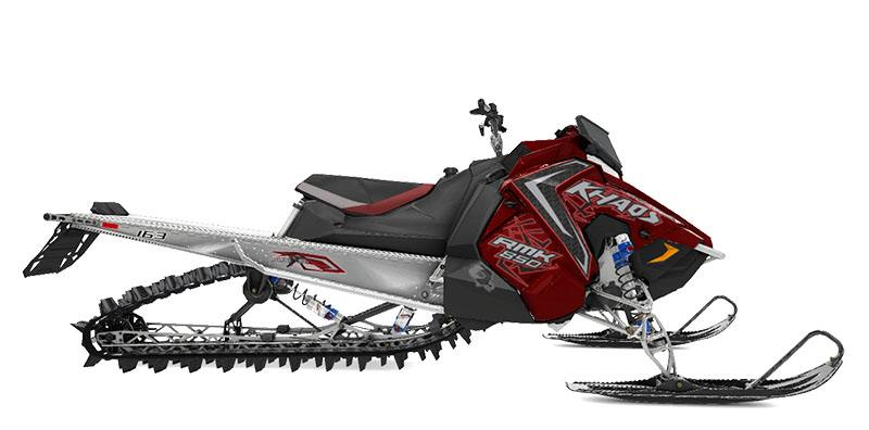 2021 Polaris 850 RMK KHAOS QD2 163 3 in. SC in Three Lakes, Wisconsin - Photo 1