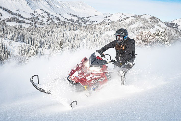 2021 Polaris 850 RMK KHAOS QD2 163 3 in. SC in Fairview, Utah - Photo 4