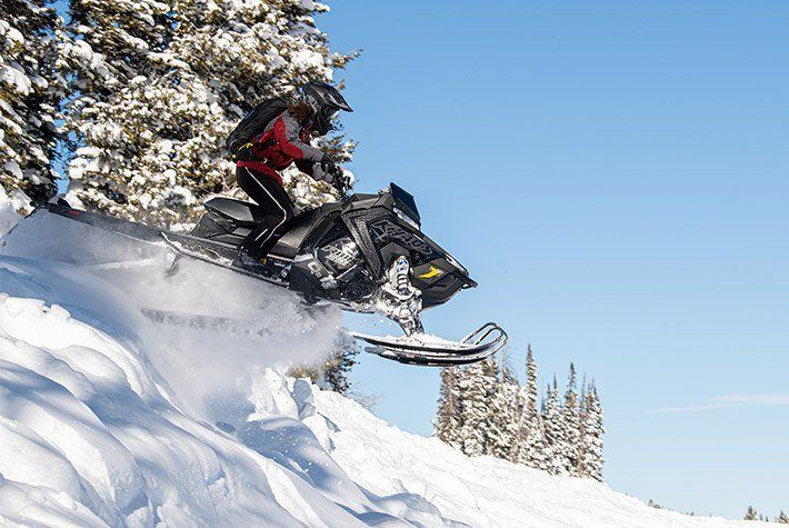 2021 Polaris 850 RMK KHAOS QD2 165 2.75 in. SC in Seeley Lake, Montana - Photo 2