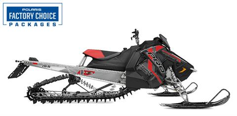 2021 Polaris 850 PRO RMK 155 2.6 in. Factory Choice in Shawano, Wisconsin