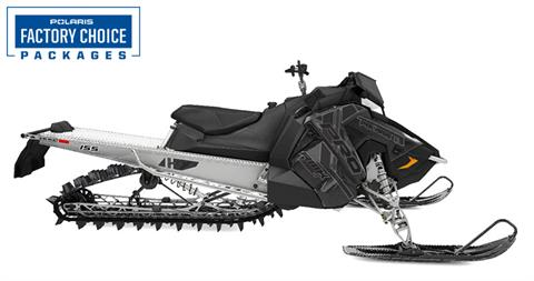 2021 Polaris 850 PRO RMK 155 3 in. Factory Choice in Woodruff, Wisconsin