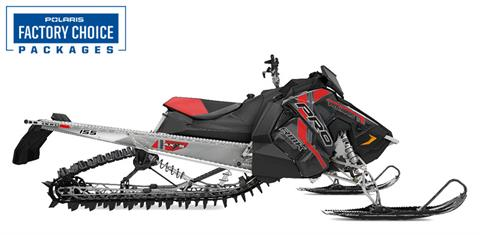 2021 Polaris 850 PRO RMK 155 3 in. Factory Choice in Elkhorn, Wisconsin
