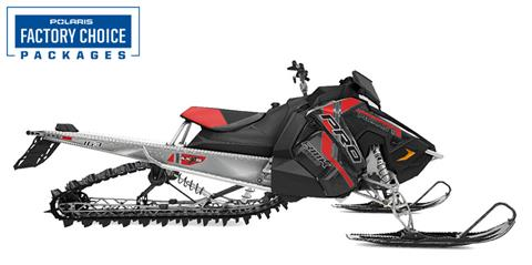 2021 Polaris 850 PRO RMK 163 2.6 in. Factory Choice in Albuquerque, New Mexico