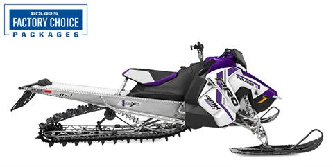 2021 Polaris 850 PRO RMK 163 2.6 in. Factory Choice in Littleton, New Hampshire - Photo 1