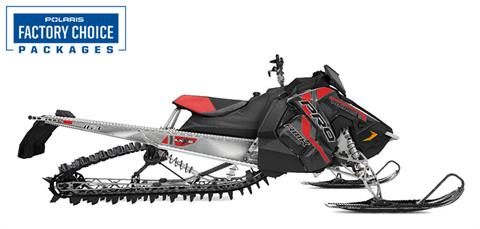 2021 Polaris 850 PRO RMK 163 3 in. Factory Choice in Little Falls, New York