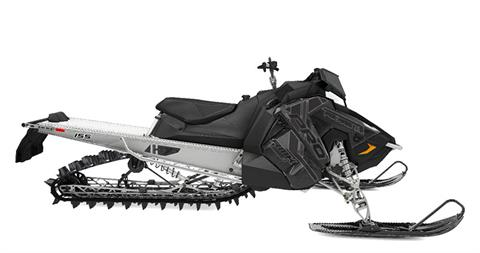 2021 Polaris 850 PRO RMK QD2 155 3 in. SC in Newport, Maine