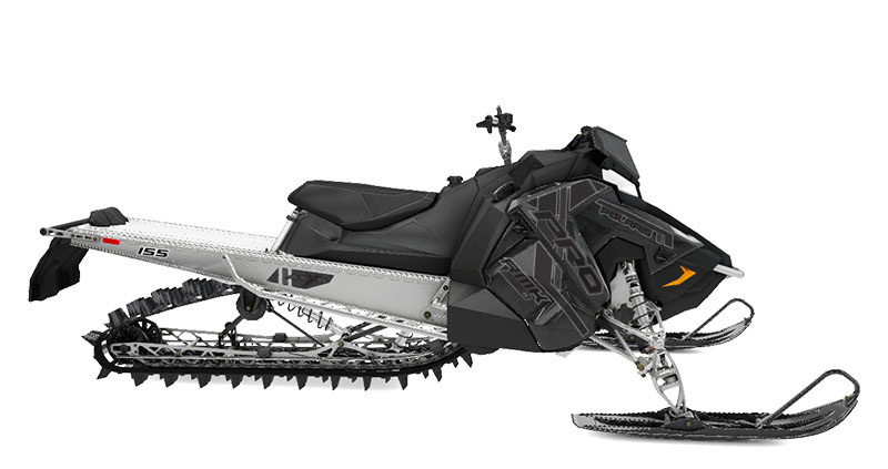 2021 Polaris 850 PRO RMK QD2 155 3 in. SC in Woodruff, Wisconsin - Photo 1